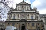 Церковь Карло Борромео – островок барокко в бельгийском Антверпене
