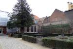 Внутренний дворик дома Рубенса в Антверпене