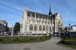 Брюссель: прогулка по старинному району Саблон