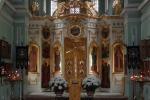 Знаменская церковь в городе Пушкин