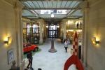Союз девятого искусства с ар-нуво в Бельгийском центре комиксов
