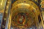 Мозаики храма Спас на Крови и необычный концерт…