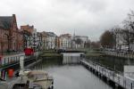 Бельгийский Гент – первые дождливые впечатления