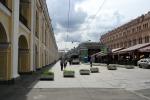 Короткая летняя прогулка по Невскому проспекту