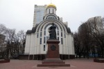 Новогодний Ростов-на-Дону: Покровский сквер, немного Большой Садовой и музейный дворик